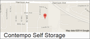 Contempo Self Storage Google 7 Pack Listing