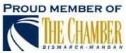 Logo Bismarck Mandan Chamber