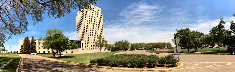 North Dakota State Capitol Grounds